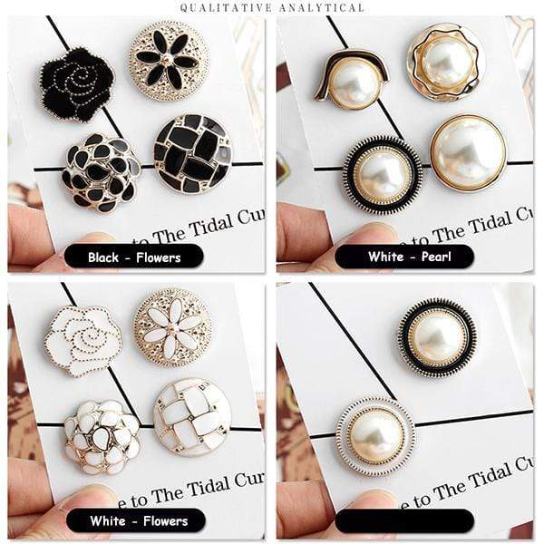 Sewing Free Coat Button