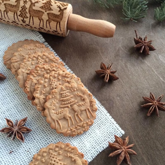 Transform Your Baked Goods Into A Piece of Art!