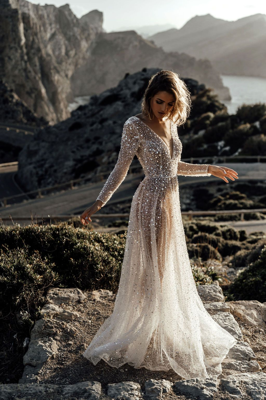 2020 Best Beautiful Lace Bridal Shower Outfit