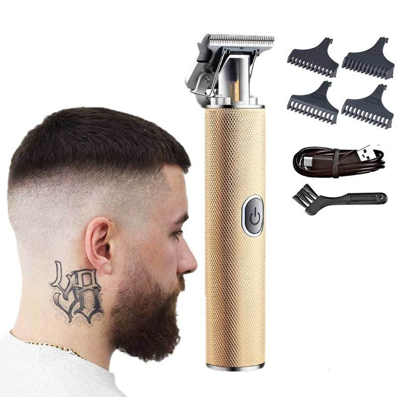 2020 New upgrade Zero gapped Electric hair clippers zero professional trimming