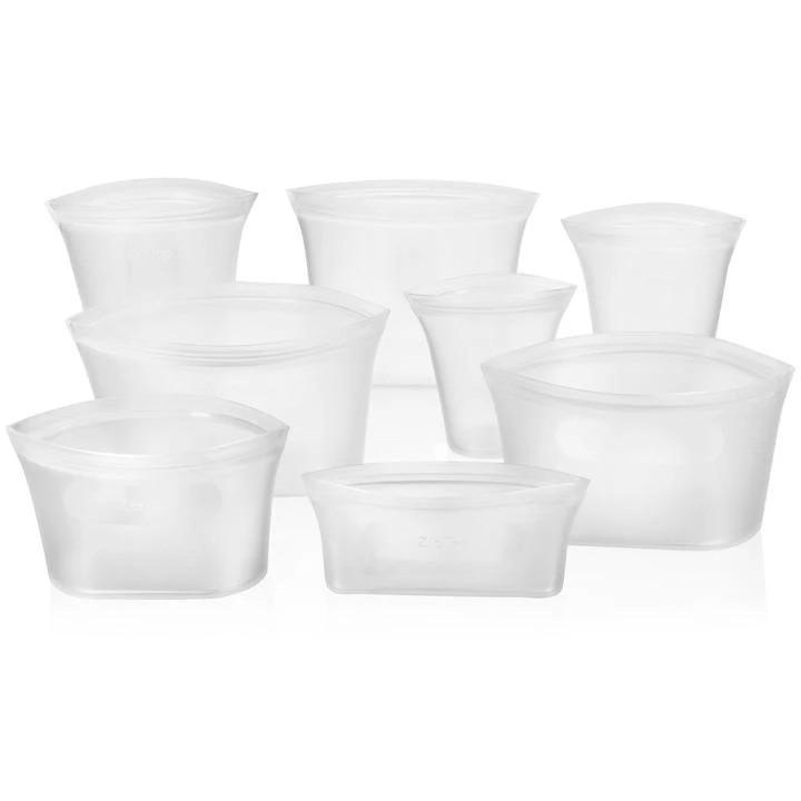 (70% OFF TODAY) Leakproof Containers Stand Up - Completely Plastic - 8 Pcs