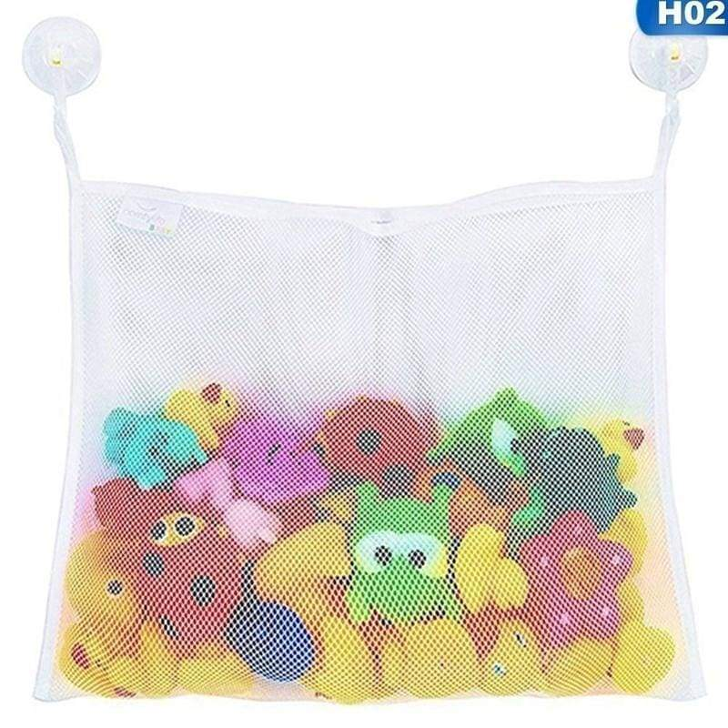 1Pcs Baby Bath Bathtub Toy Mesh Net Storage Bag Organizer Holder Bathroom Organiser(Not Include Toys)