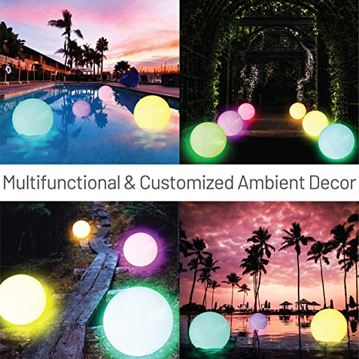 (Limited time discount 40% OFF)-LED beach ball