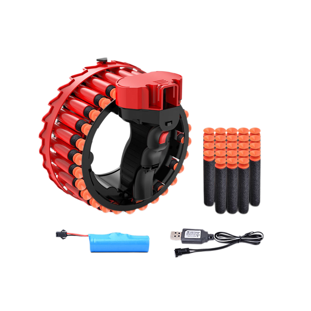 🔥HOT-50%OFF🔥Bracelet electric soft bullet gun (Free shipping)