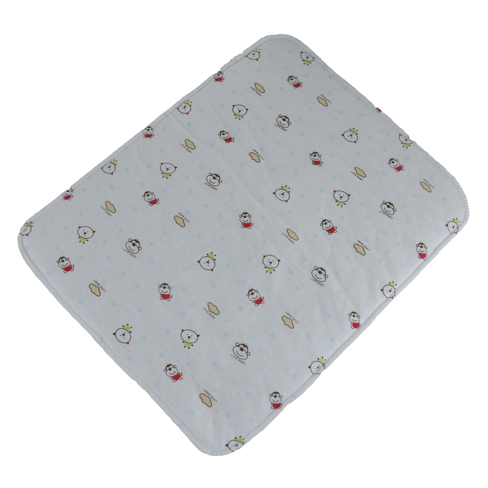 Breathable Waterproof Baby Infants Urine Mat Diaper Nappy Changing Pad Cover New