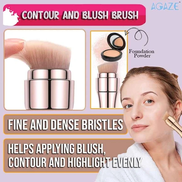 4 in 1 Professional Makeup Brushes