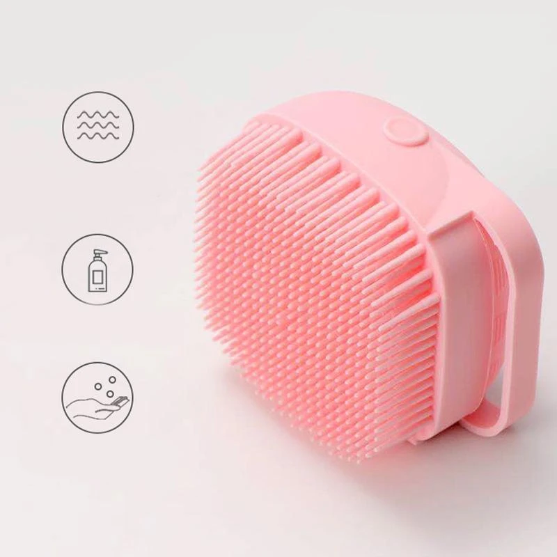 💥Buy two free shipping💥SILICONE BATH MASSAGE SOFT BRUSH
