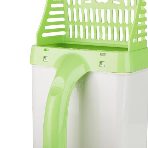 50%OFF--Cat Litter Sifter Scoop System with🔥Extra Waste Bags🔥
