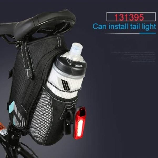 Bicycle Bag Riding Water Bottle Tail Bag