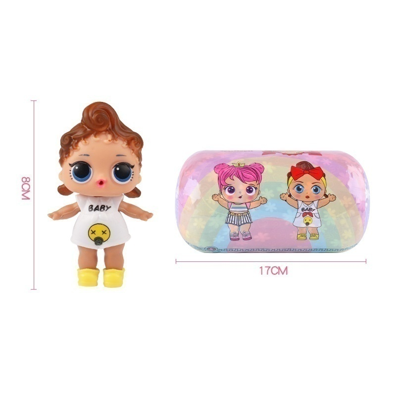 2020 Surprise Doll DIY Toy Change Color Doll Surprise Blind Box and Original Box Collection Toy Children Gift