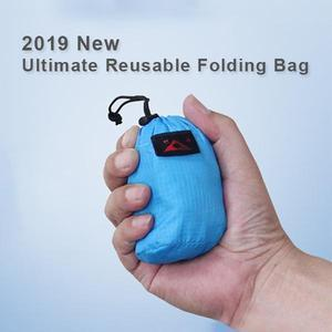 2019 New Ultimate Reusable Folding Bag