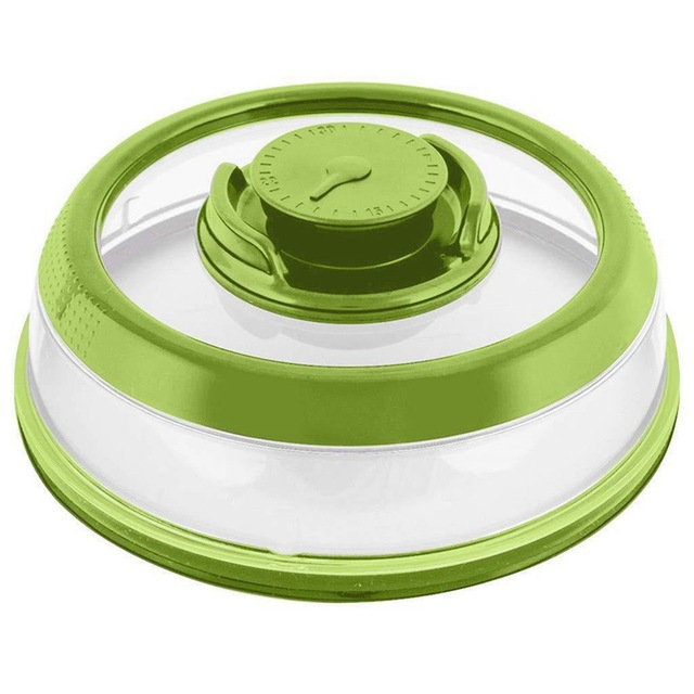 Vacuum Seal Food Lid - Preserves Cut Fruit/Leftover Food