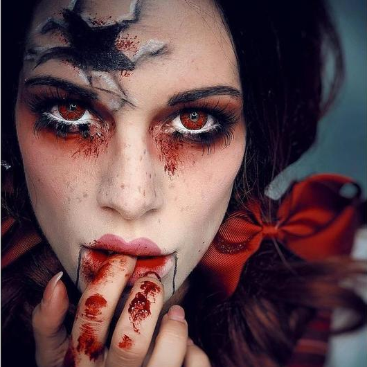 Halloween&Cosplay Colored Contact Lenses