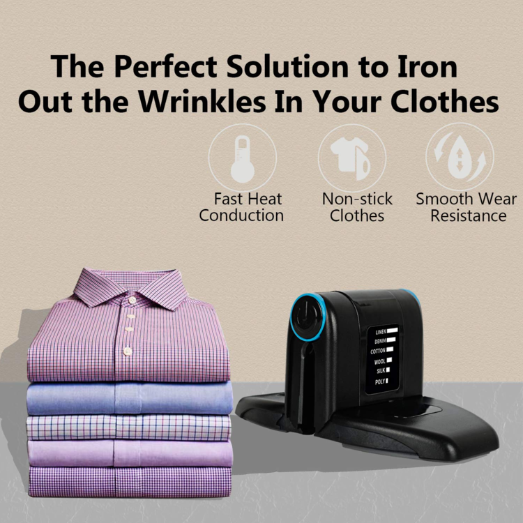 😍Get your travel assistant😍Folding Portable Iron