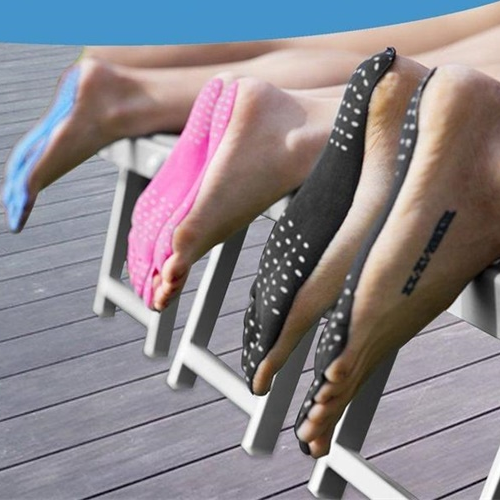 Stick-On Soles/Stick On Shoes/Suitable for SPA,Street,Beach,Pool
