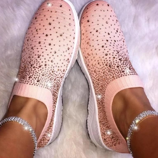 💥50%OFF-✨Shiny Sneakers✨
