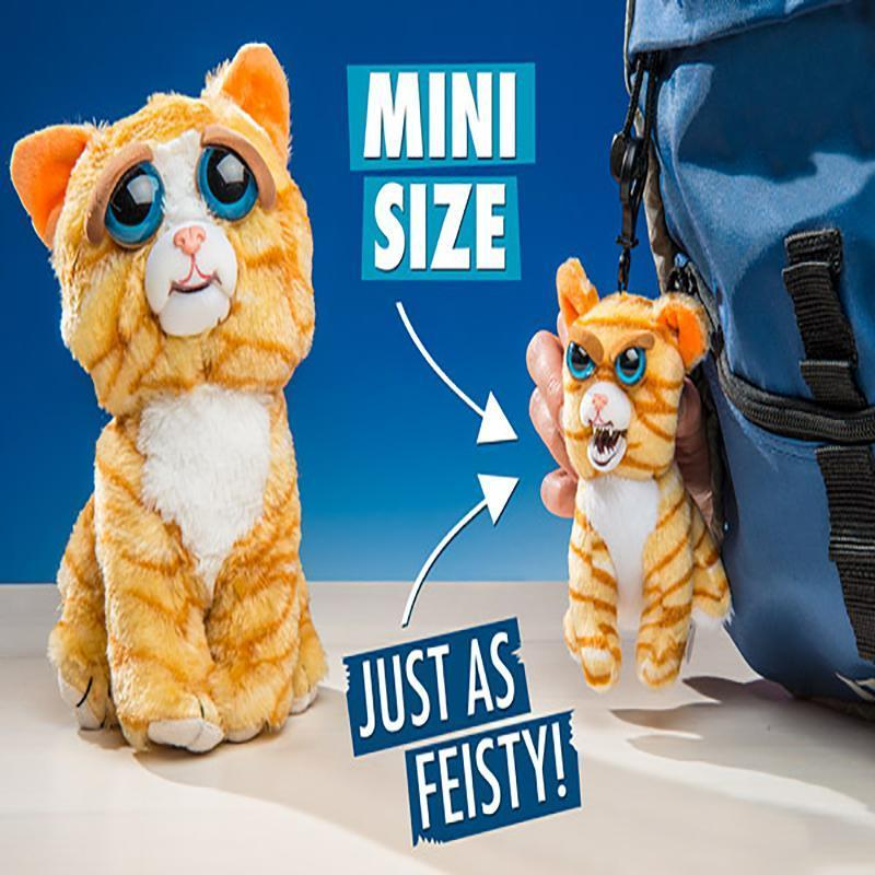 Cute And Crazy Plush Toy