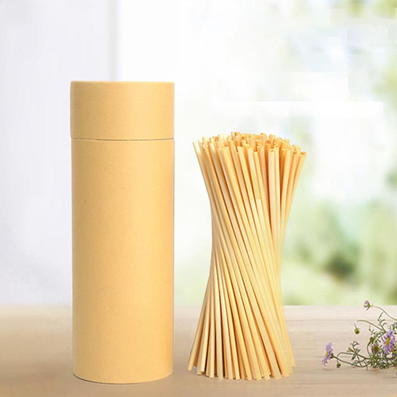 All Natural Wheat Drinking Straws
