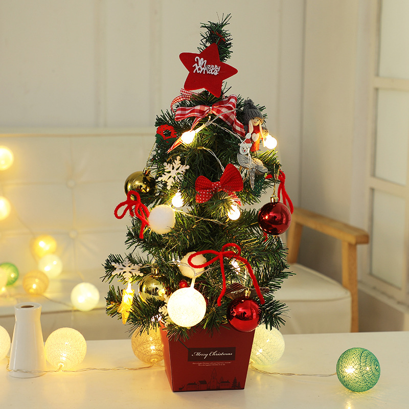 Mini Tabletop Christmas Tree 45CM