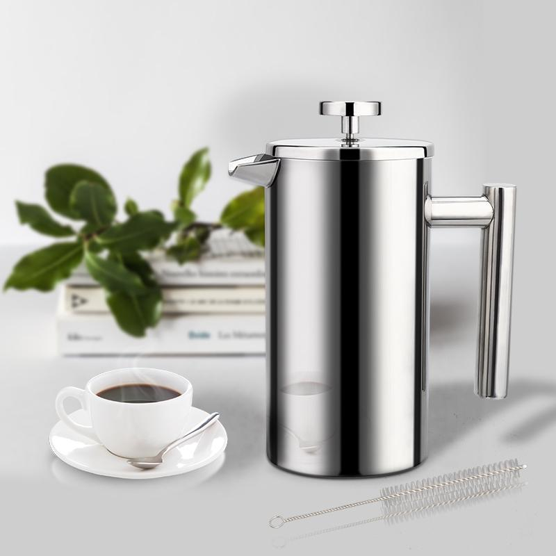 Coffee press pot