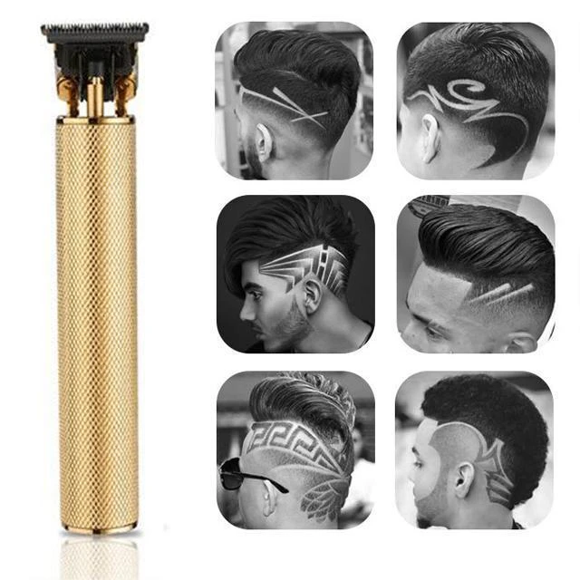 2020 New Cordless Zero Gapped Trimmer Hair Clipper - Father's Day Gift