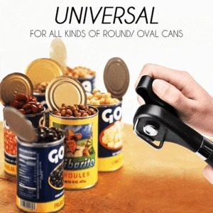 Stainless Steel Safe Cut Can Opener🔥BUY 2 GET 1 FREE🔥