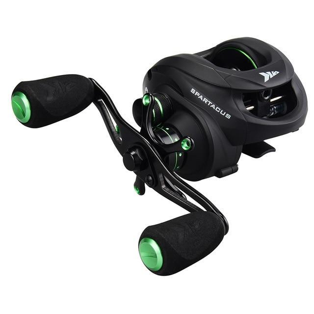 Kastking Spartacus Baitcasting Fishing Reel 8Kg Drag Power 12 Ball Bearings