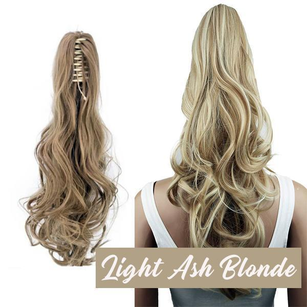 Instant Fluffy Hair Extension Wrap(Buy 3 get 1 free,Add 4 Items to cart)