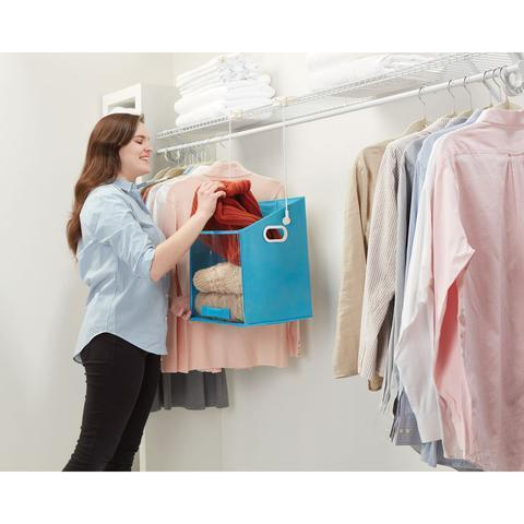 CLOSET CADDY-IDEAL FOR CLOSET(Buy 2 Free Shipping)