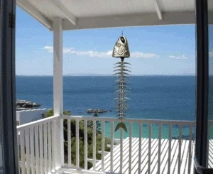 New year discount-Fishbone Wind Chimes
