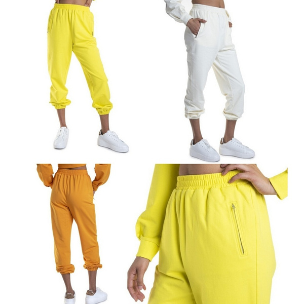 Closette Chic Game, Set, Match Sweatpants with Pockets