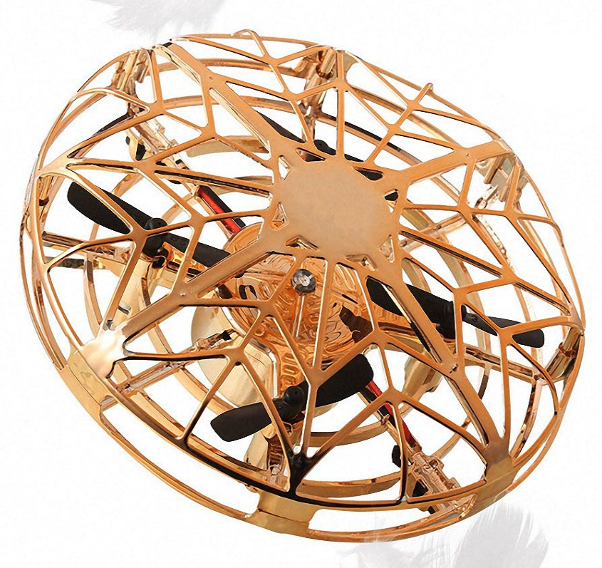 UFO Ball Flying Helicopter Toys