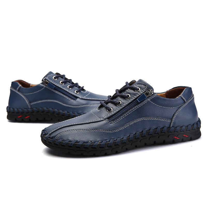Men's Leather with Casual Shoes