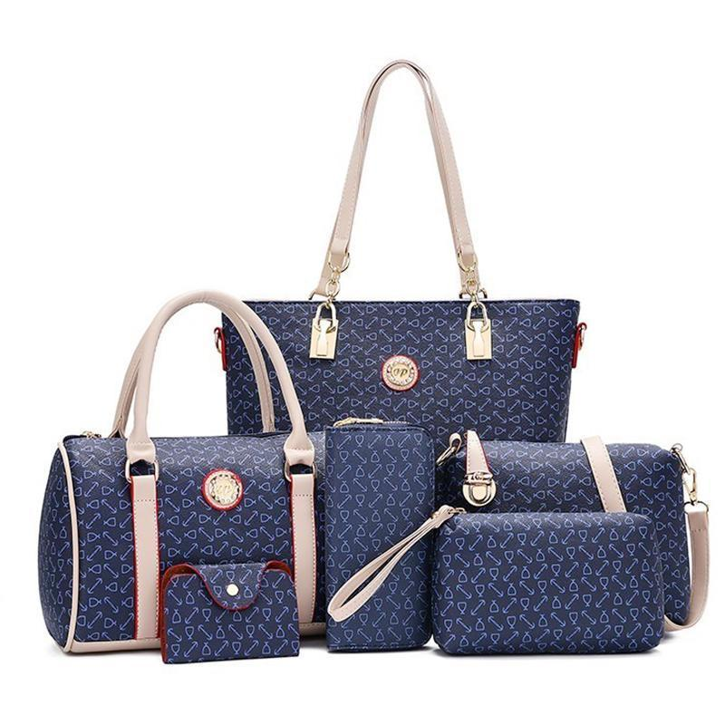 Newest six-piece set of French bags