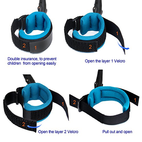 Anti Lost Wrist Link for Toddlers, Babies & Kids