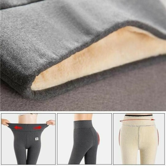 (💥Early Black Friday 50% OFF) Super thick cashmere leggings-Buy 2 Free Shipping