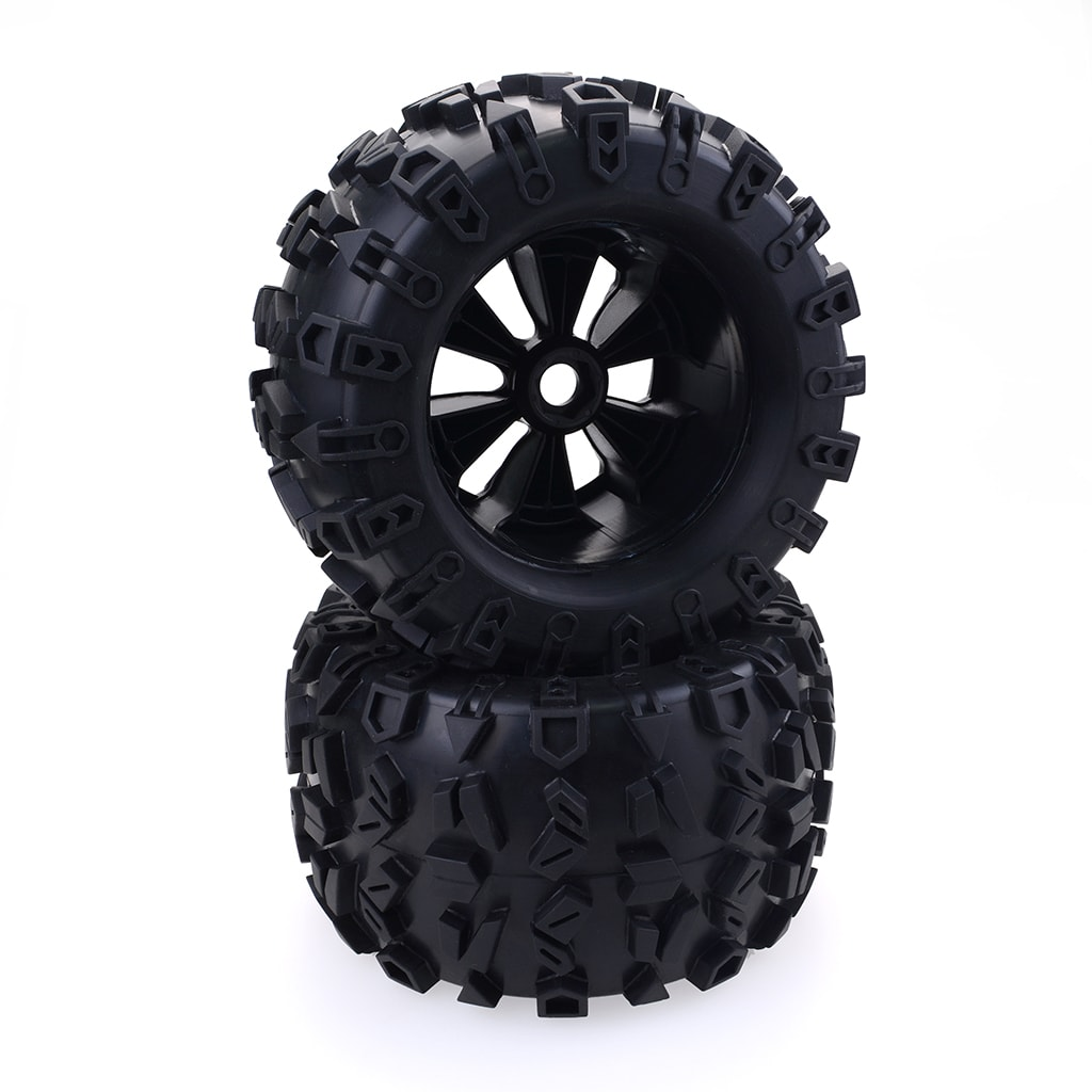 1/8 Monster Truck Wheels Tires 17MM Hub