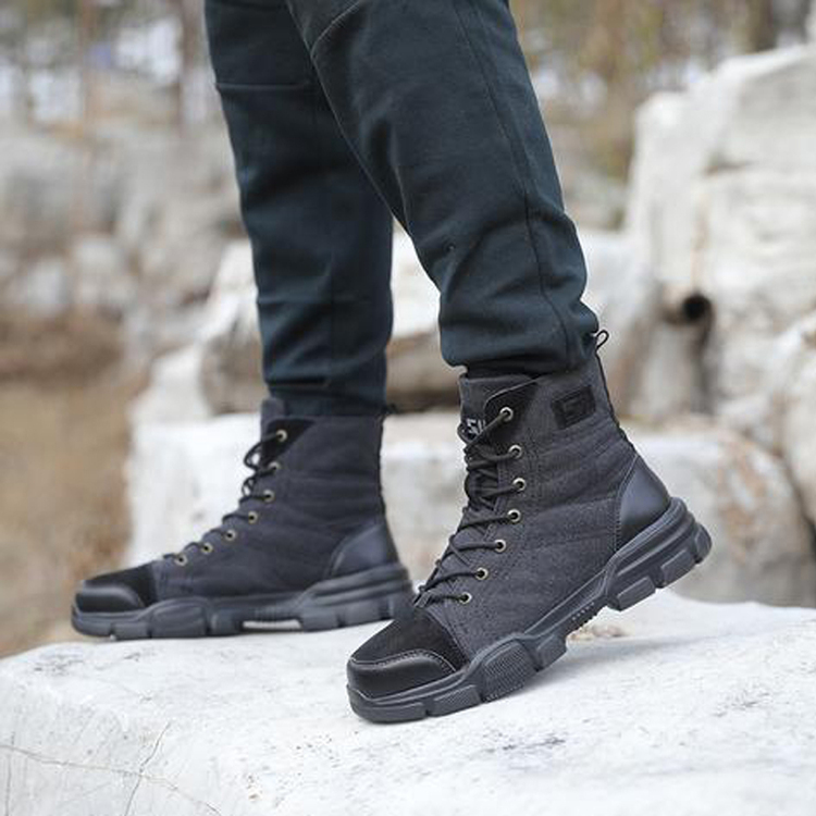 2020 Military Tactical Safety Boots - Free Shipping!