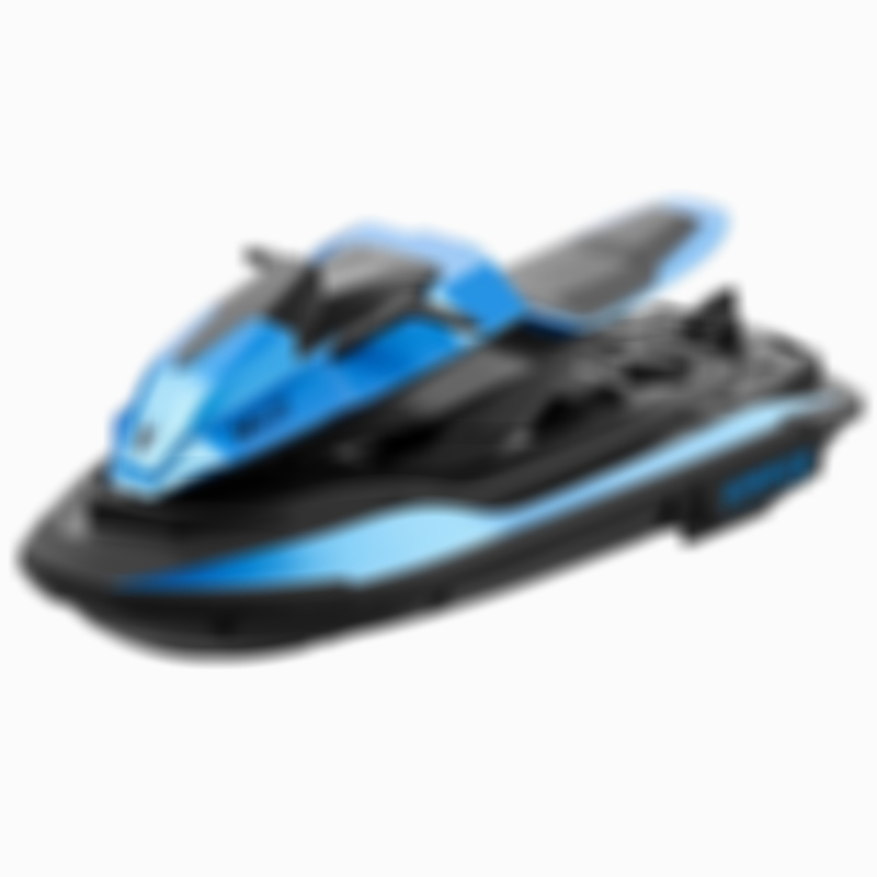 JJRC S9 RC Motor Boat with 2.4GHz Motor Speedboat, Remote Control Boats Motorcycle for Pool and Lake