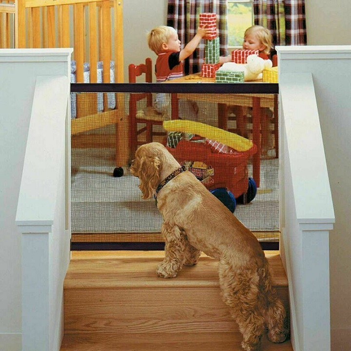 (Last day promotion 50% off!) Portable Kids & Pets Safety Enclosure