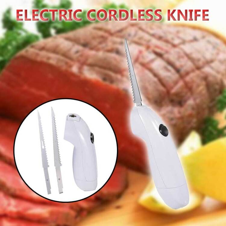 Electric Cordless Knife