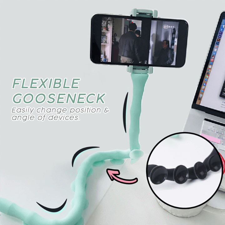 Lazy Caterpillar Phone Holder
