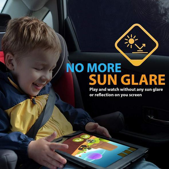 The Sun Shade Can Block 80% Of Ultraviolet Rays