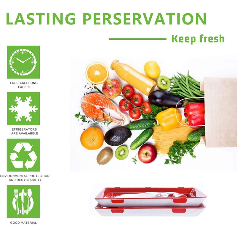 2021 Hot Sale🔥 (50% OFF)!Food Preservation Tray