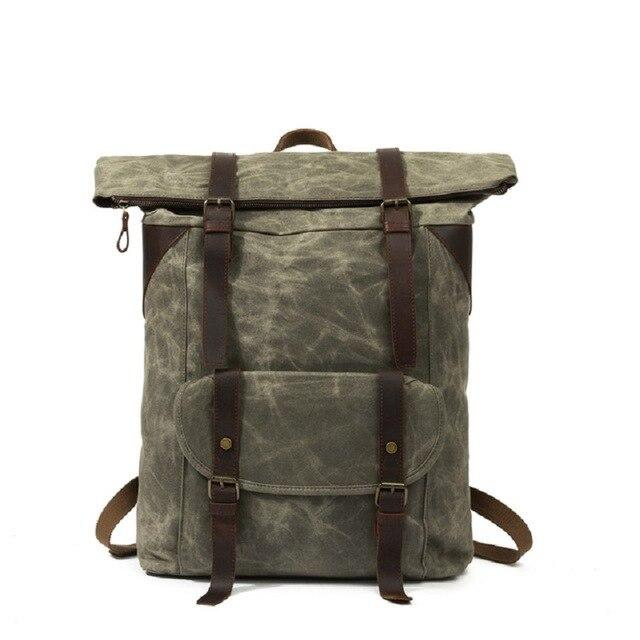 Markfield Retro Backpack