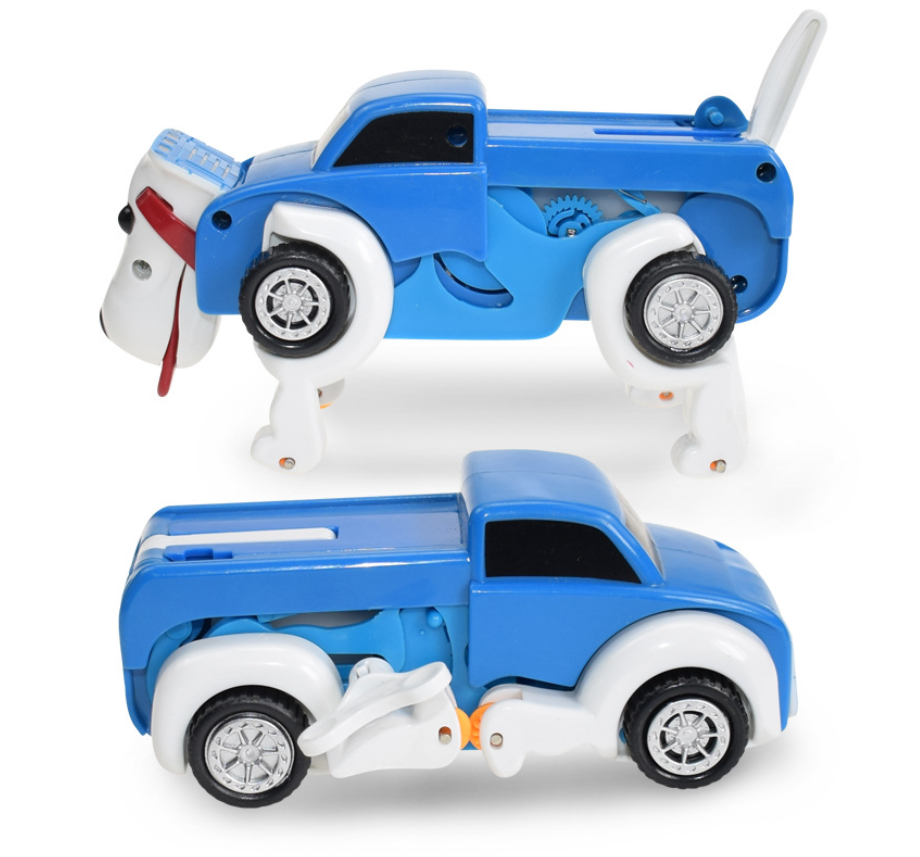 Energy storage deformable dog car【Buy two free shipping】