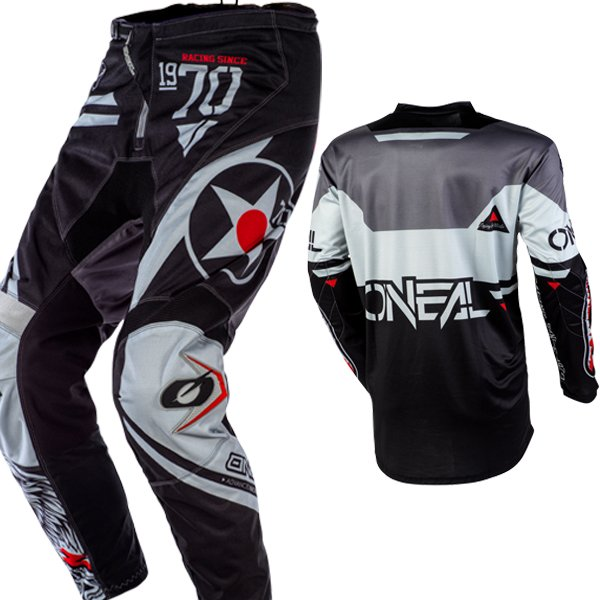 Personalized black cycling suit one set