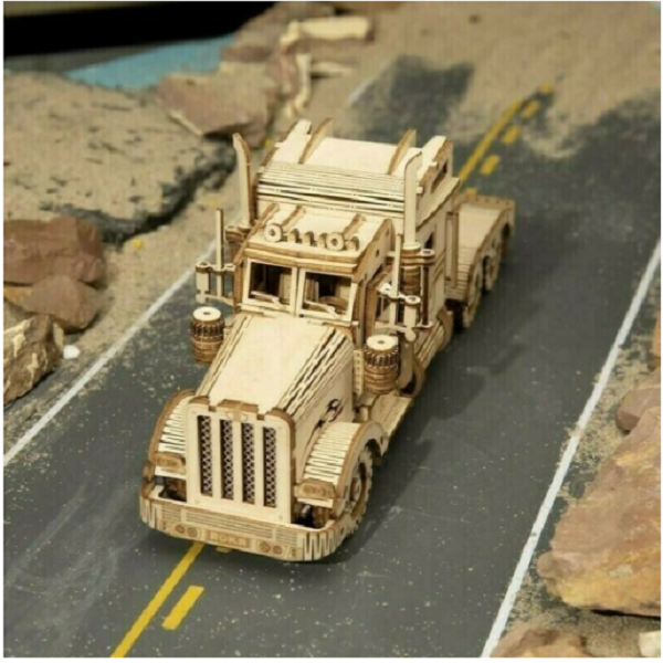 🎉50% OFF🎉Super Wooden Mechanical Model Puzzle Set-Buy Two Free Shipping