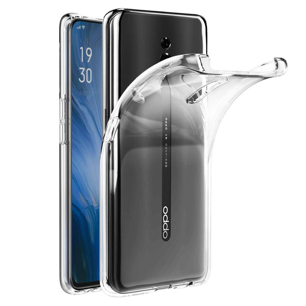 Ultra Thin Clear Soft TPU Case  For OPPO Reno 10X Zoom 5G Reno Z 2 F Realme 3 5 Pro Q X2 XT A9 2020 A5 K5 A1K Realme X50 6 Pro Find X2 Pro A91 A8 ACE R17 R15 R11S Plus R9S Plus R7 Plus
