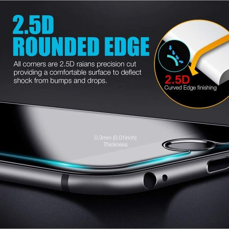 1/2/3/4/5/10PCS  Ultra Slim Tempered Glass Film Screen Protector Shockproof Cover for IPhone11 Pro Max 11 11 Pro iPhone X XS XR XS Max 5 5s 6 6s 7 7s 8 Plus glass